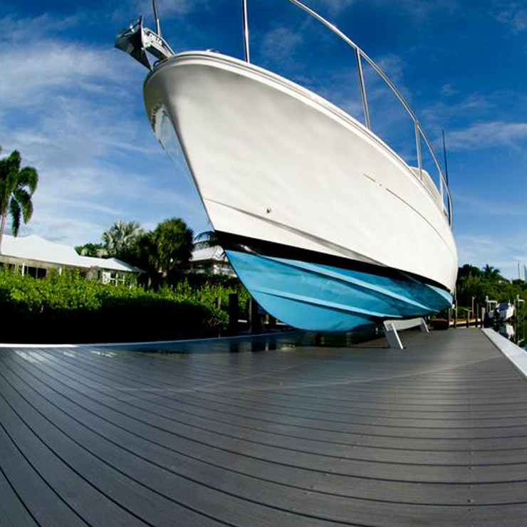 No Profile Boat Lifts | Best Boat Lifts & PWC Lifts in the World