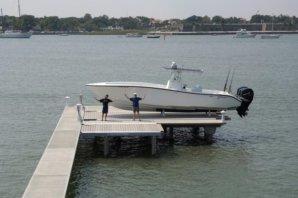 Alfa img - Showing > Saltwater Boat Designs